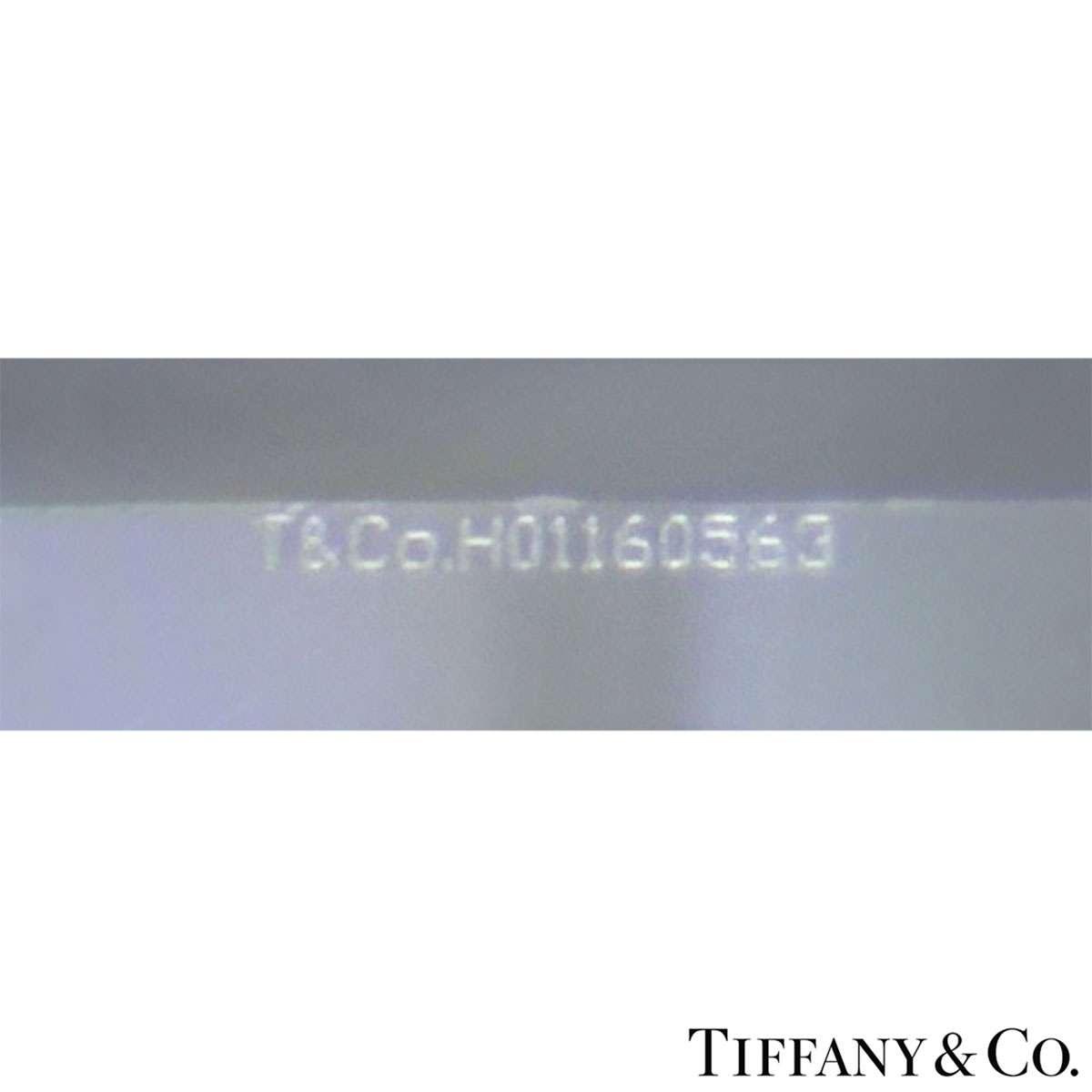 Tiffany & Co. Lucida Cut Diamond Ring 1.53ct E/VS1